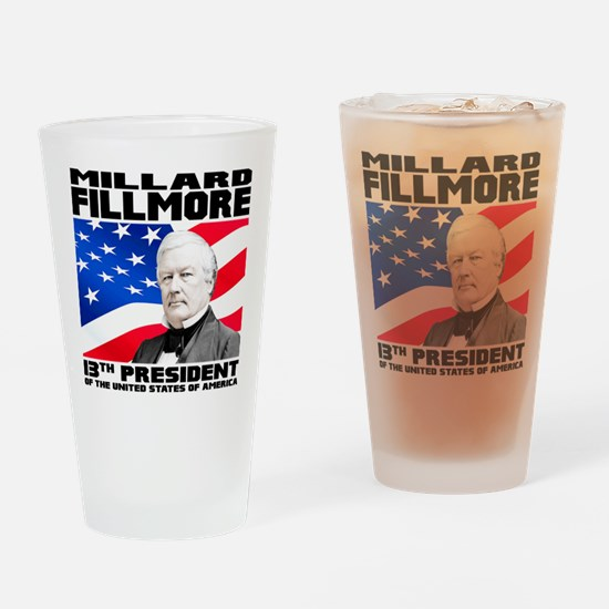 13 Fillmore Drinking Glass