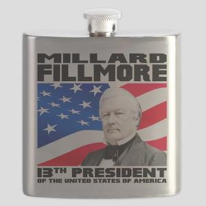 13 Fillmore Flask