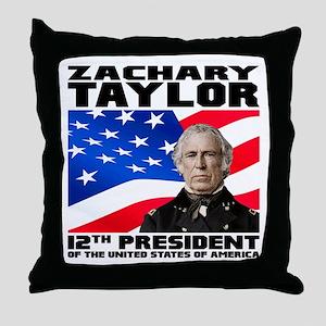 12 Taylor Throw Pillow