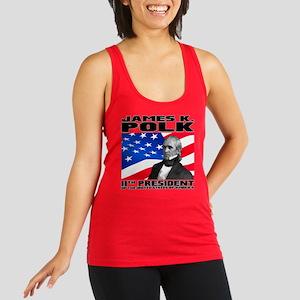 11 Polk Racerback Tank Top