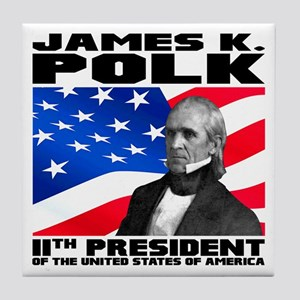 11 Polk Tile Coaster
