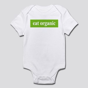 Eat Organic Infant Bodysuit