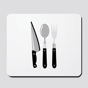 Utensils Mousepad
