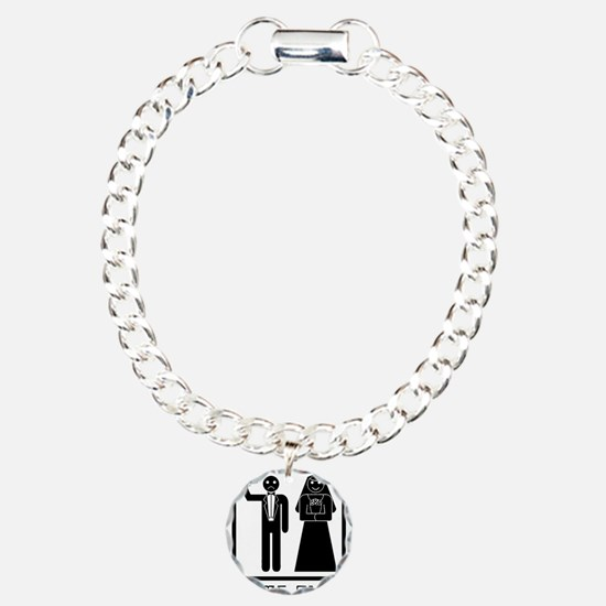 Cute Game over Bracelet