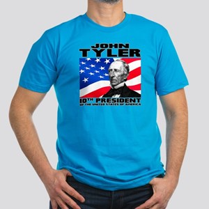 10 Tyler Men's Fitted T-Shirt (dark)