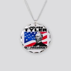 10 Tyler Necklace Circle Charm