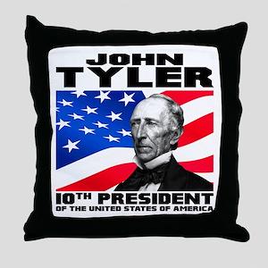 10 Tyler Throw Pillow