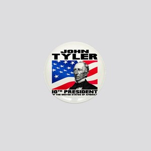 10 Tyler Mini Button