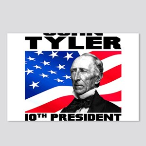 10 Tyler Postcards (Package of 8)
