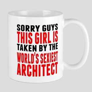 Taken By The Worlds Sexiest Architect Mugs