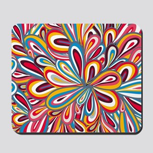 Flowers Bright Mousepad