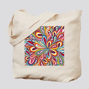 Flowers Bright Tote Bag