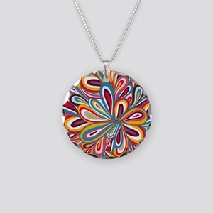Flowers Bright Necklace