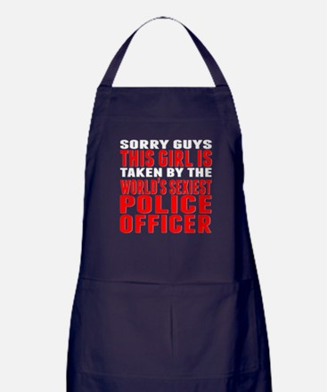 Taken By The Worlds Sexiest Police Officer Apron (