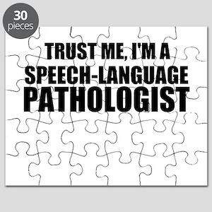 Trust Me, I'm A Speech-Language Pathologist Puzzle