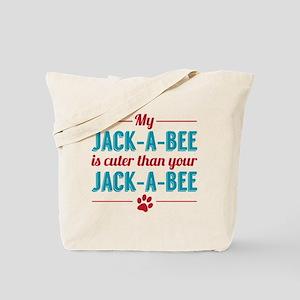 Cuter Jack-a-bee Tote Bag