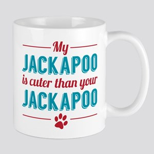 Cuter Jackapoo Mugs