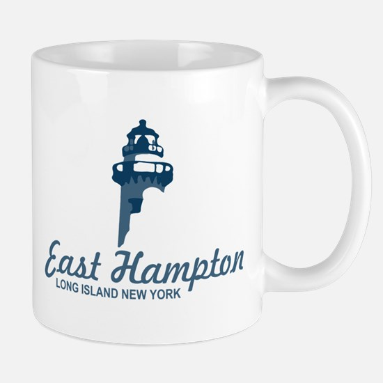 East Hampton - New York. Mug Mugs