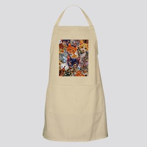 Kitty Cat Collage Apron