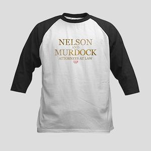 Daredevil Nelson and Murdock Kids Baseball Jersey