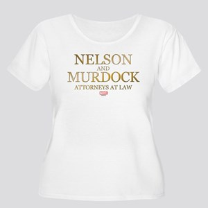 Daredevil Nel Women's Plus Size Scoop Neck T-Shirt
