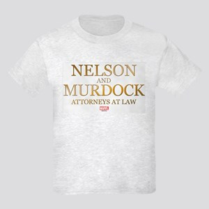 Daredevil Nelson and Murdock Kids Light T-Shirt