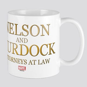 Daredevil Nelson and Murdock Mug