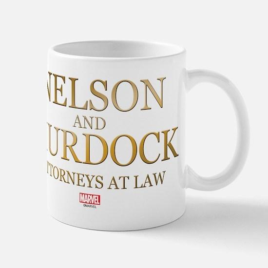 Daredevil Nelson and Murdock Mug