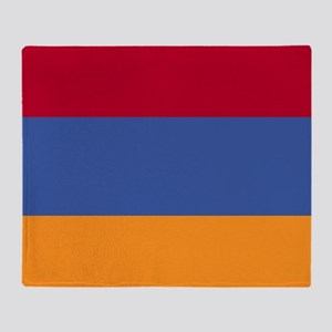 Completely Armenian Throw Blanket