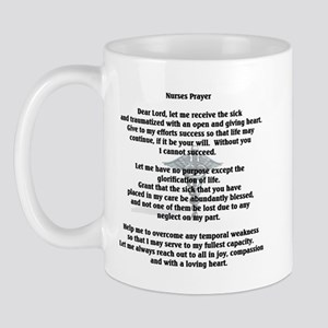 Nurse's Prayer Mug