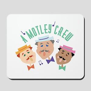 Motley Crew Mousepad