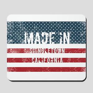 Made in Shingletown, California Mousepad