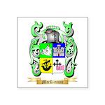 MacKinnon Square Sticker 3