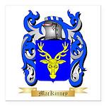 MacKinney Square Car Magnet 3