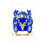 MacKinney Sticker (Rectangle 50 pk)