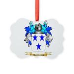 MacKinnes Picture Ornament