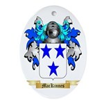 MacKinnes Ornament (Oval)