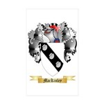 MacKinley Sticker (Rectangle 10 pk)