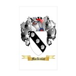 MacKinlay Sticker (Rectangle 10 pk)
