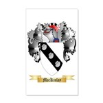 MacKinlay 35x21 Wall Decal