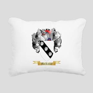 MacKinlay Rectangular Canvas Pillow