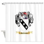 MacKinlay Shower Curtain