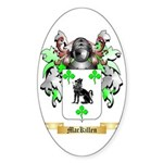 MacKillen Sticker (Oval 50 pk)