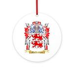 MacKiernan Ornament (Round)