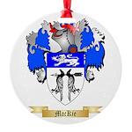 MacKie Round Ornament