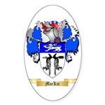 MacKie Sticker (Oval)