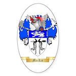 MacKie Sticker (Oval 10 pk)