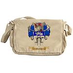 MacKie Messenger Bag