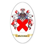 MacKibben Sticker (Oval 50 pk)