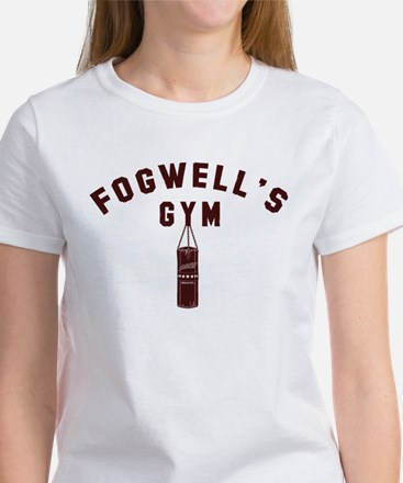 Daredevil Fogwell's Gym Women's T-Shirt
